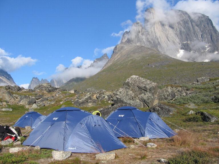 Camp mit Aussicht
