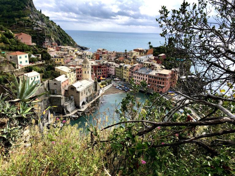 Die Bilderbuchkulisse von Cinque Terre