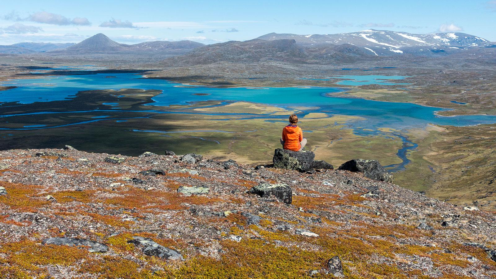 Lappland: Trekking in der einsamen Wildnis Schwedens