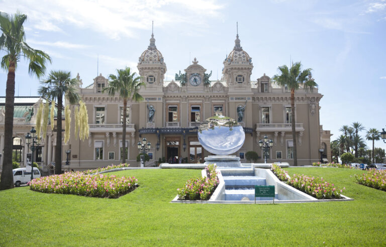Versuche dein Glück im Monte Carlo Casino in Monaco