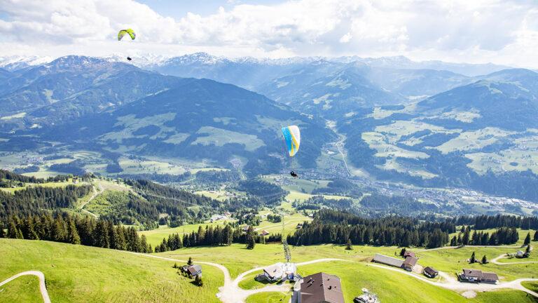 Wandern, Raften und Mountainbiken in Österreich