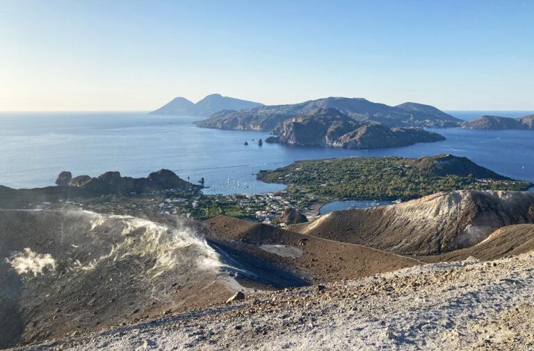Atemberaubende Aussicht auf den Archipel