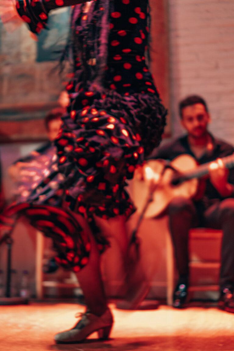 Flamenco hautnah erleben