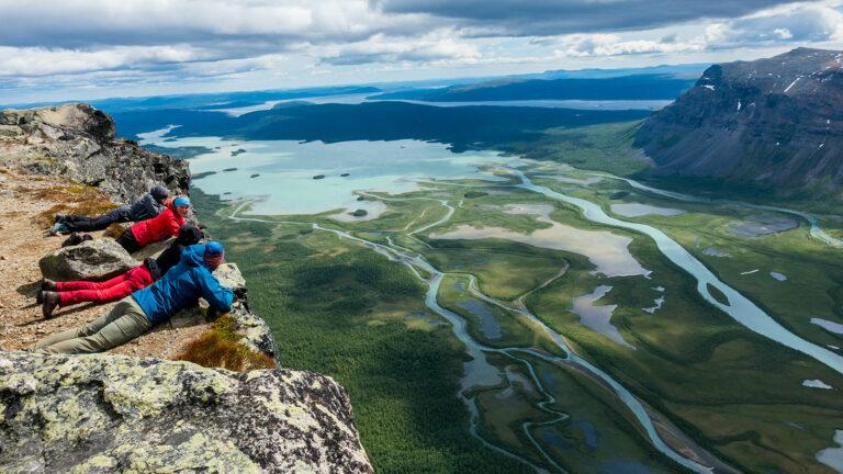 Wanderreise in Schweden: Kungsleden, einer der bekanntesten Weitwanderwege der Welt