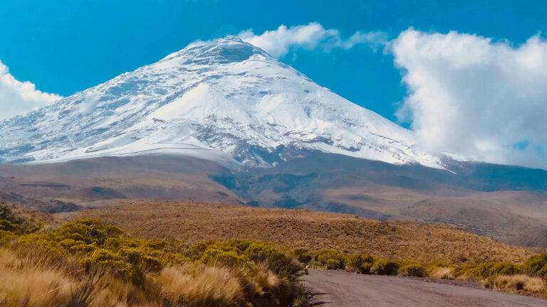 Ecuador - Cotopaxi und wandern