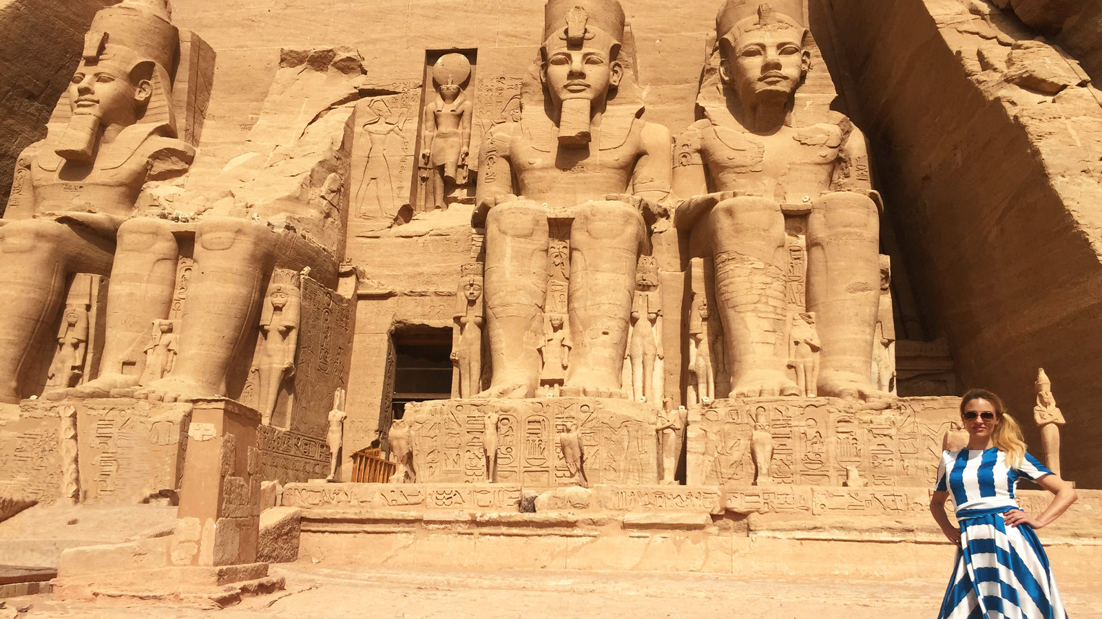 Abu Simbel Ägypten Reisen für junge leute traveljunkies
