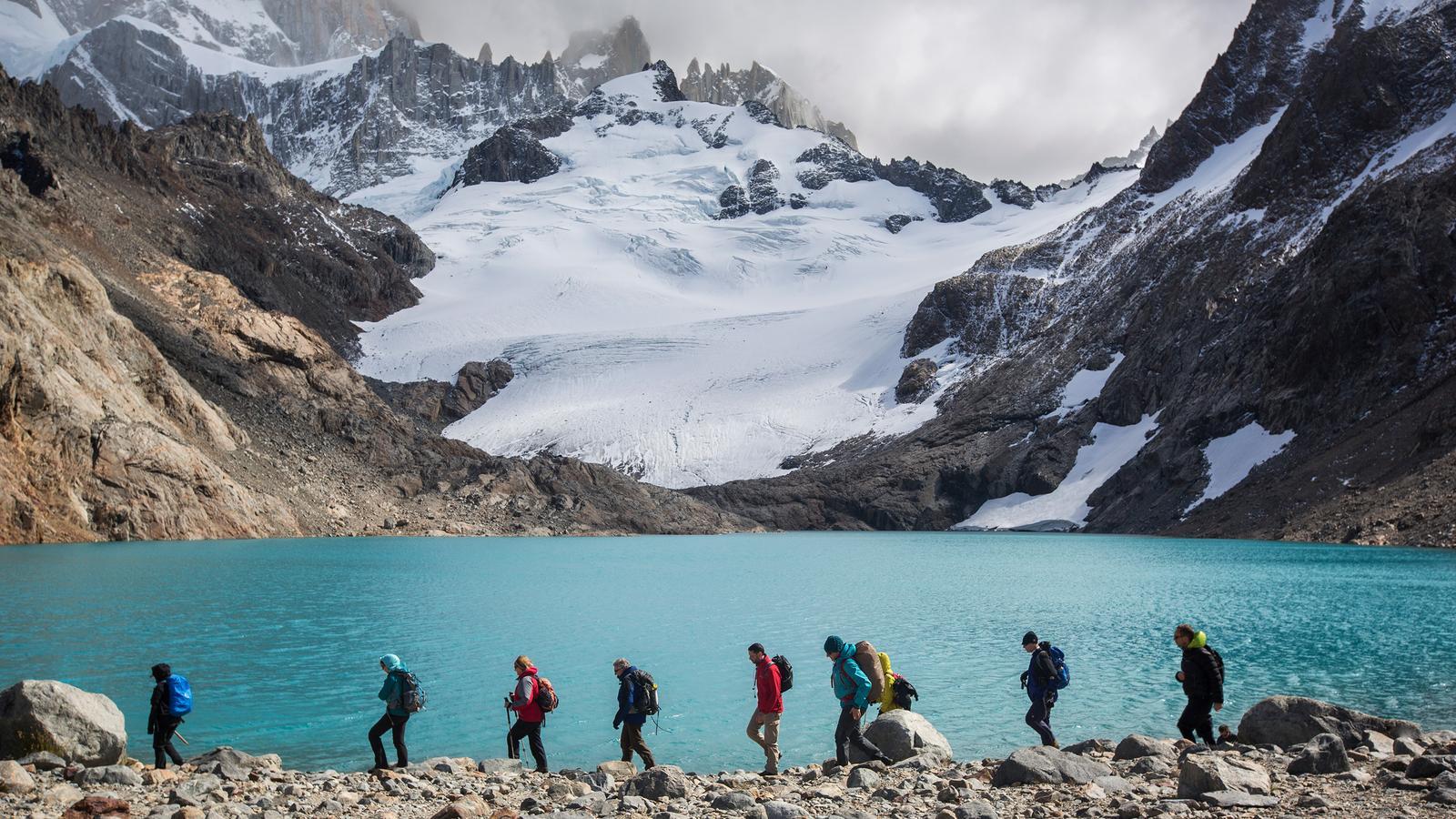 Aktivreise Argentinien mit Patagonien in der Gruppe traveljunkies