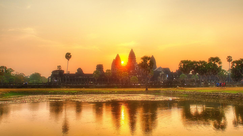 Angkor Wat Kambodscha Reisen für junge Leute traveljunkies