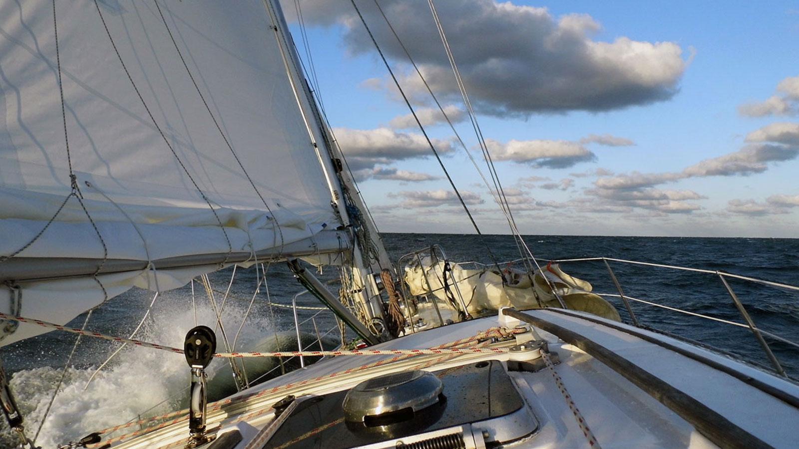 Segeln, Reisebilder, Erfahrungsbericht, Erfahrung Segeln Azoren