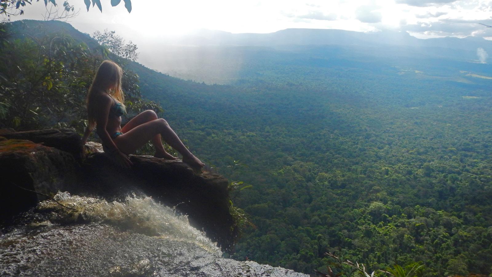 Auyan Tepui Besteigung & Angel Falls Expedition in Venezuela Trekking traveljunkies