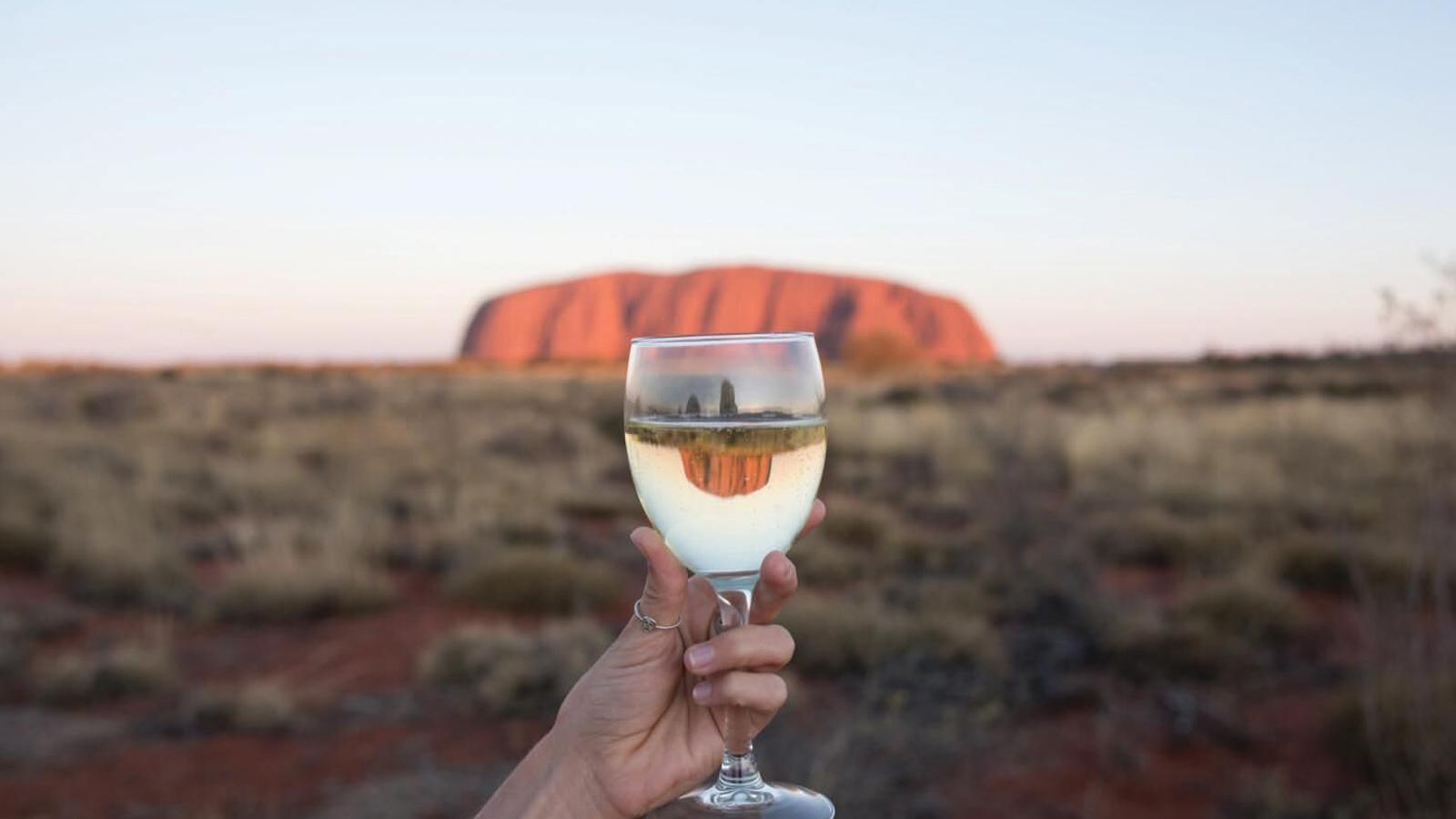 Ayers Rock Australien Reisen für junge Leute traveljunkies