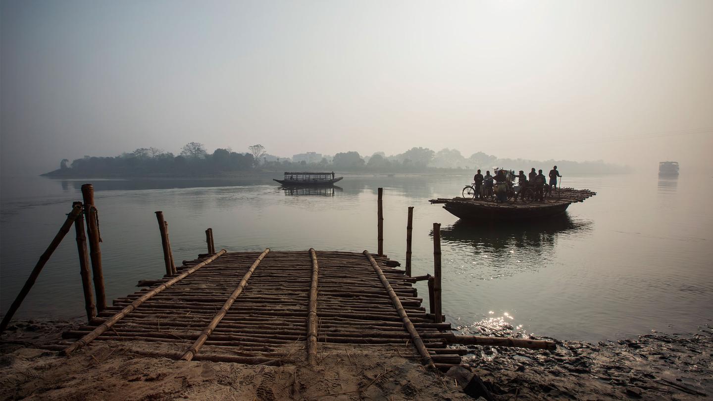Baranagar Rajasthan Reise für junge Leute Indien preiswert reisen in der Gruppe traveljunkies