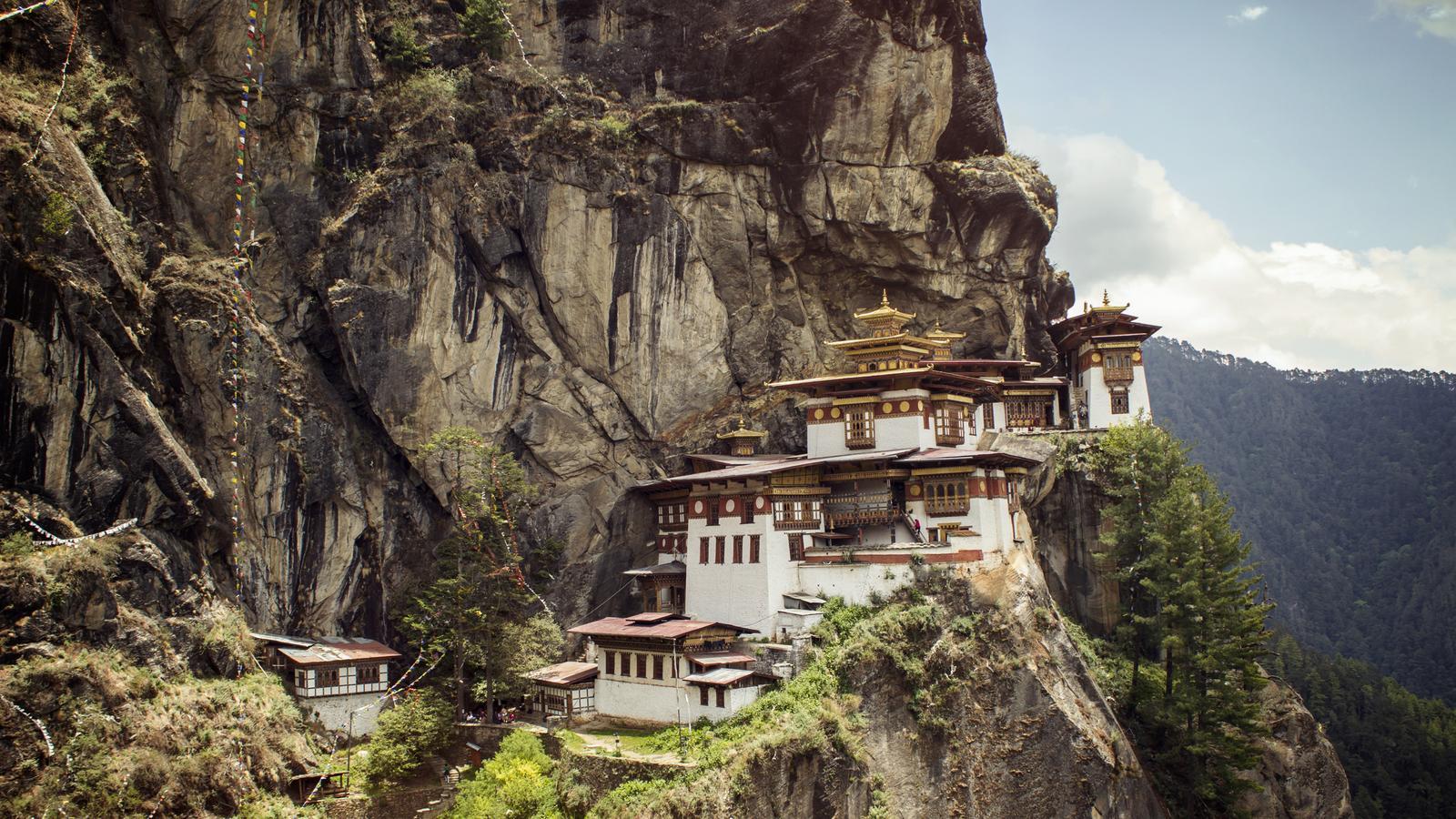Bhutan Abenteuerreise in der Gruppe traveljunkies