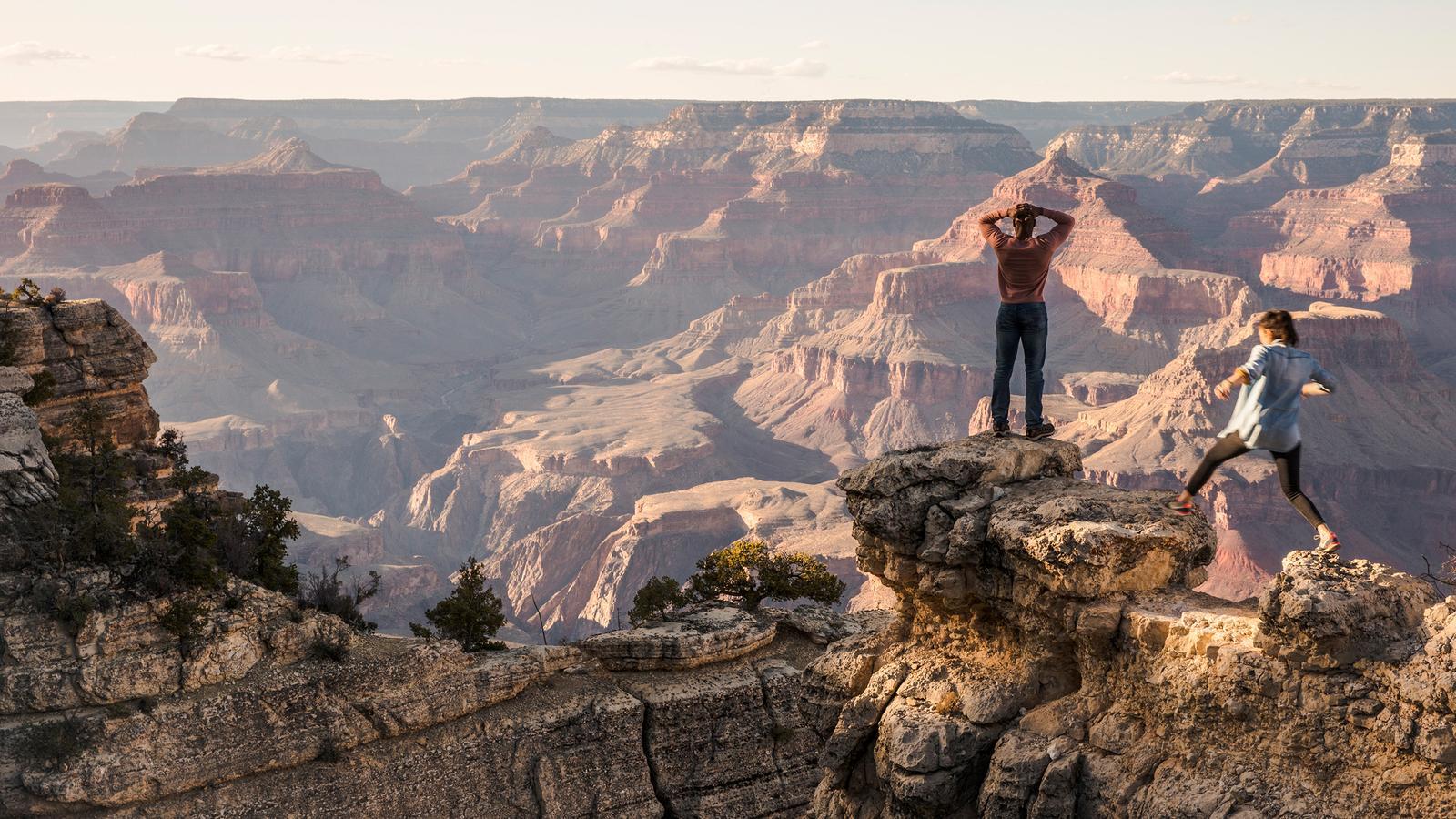 Camping im Westen der USA Gruppenreise für junge Leute traveljunkies