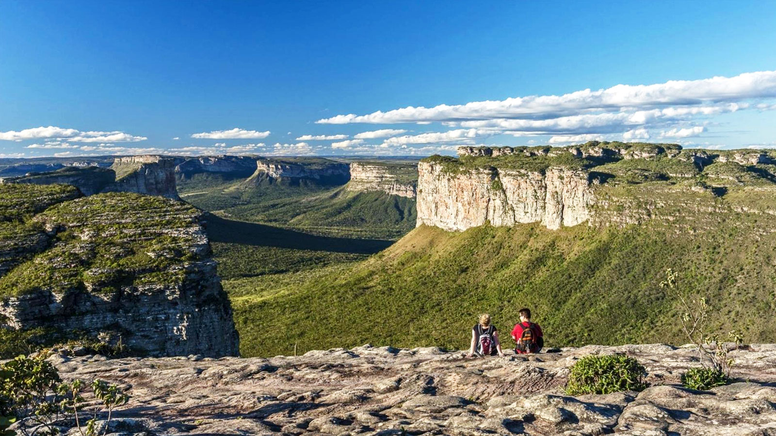 Chapada Diamantia Nationalpark Trekking traveljunkies