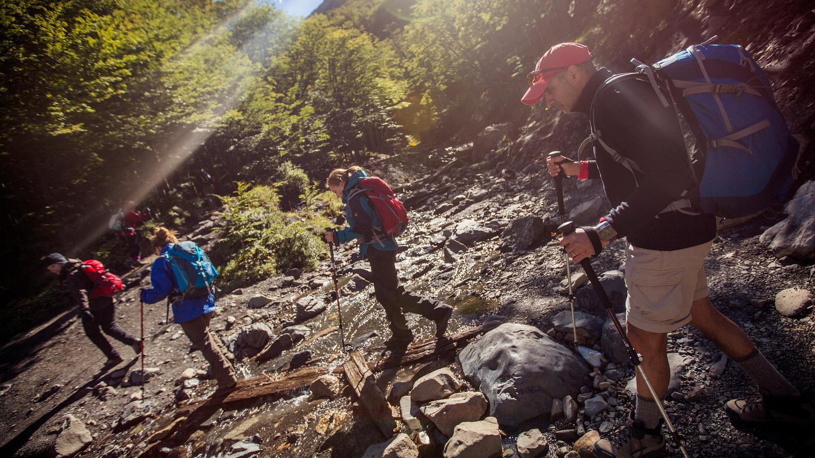 Chile Aktivreise Aconcagua Trek & Mendoza Trek in der Gruppe traveljunkies