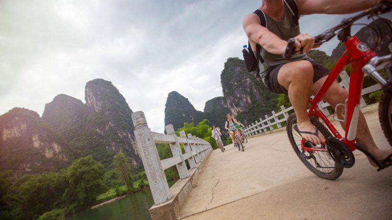 China mit dem Fahrrad Reise traveljunkies