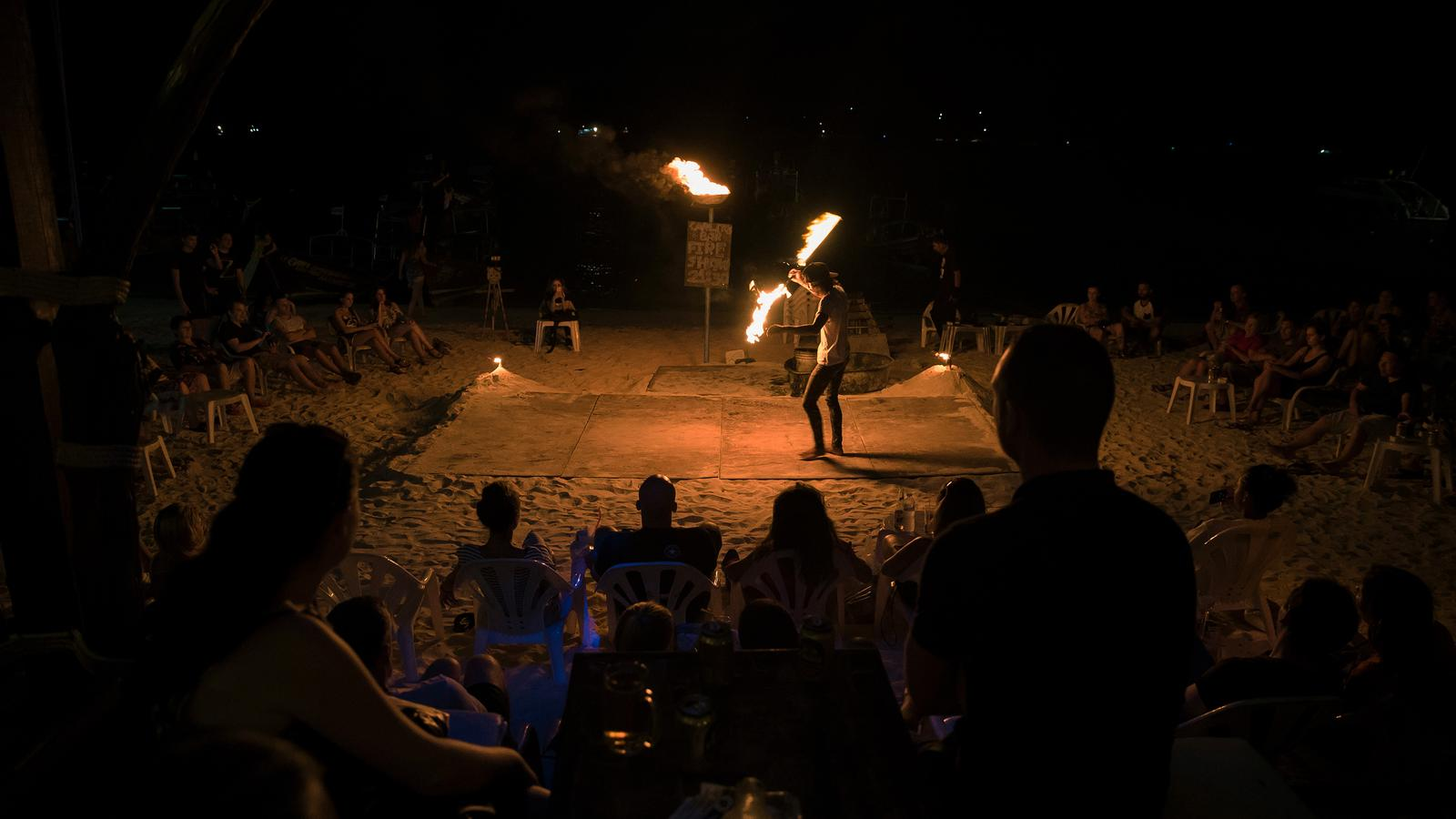 Full Moon Party auf Ko Phangan Thailand Reisen für junge Leute traveljunkies