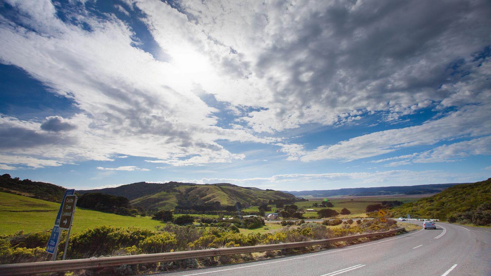 Great Ocean Road Panoramaroute Australien Uluru Reisen für junge Leute traveljunkies