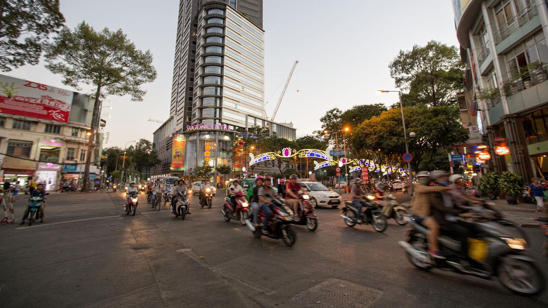 Ho Chi Minh Stadt Vientam Abenteuerreise in der Gruppe traveljunkies