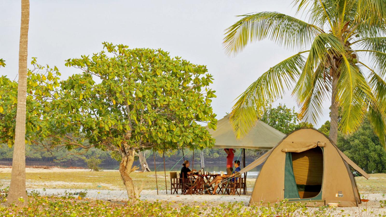 Hochzeitsreise Mosambik Ibo Island Hopping Safari quer durch die Inselwelt vom Quirimbas Archipel traveljunkies
