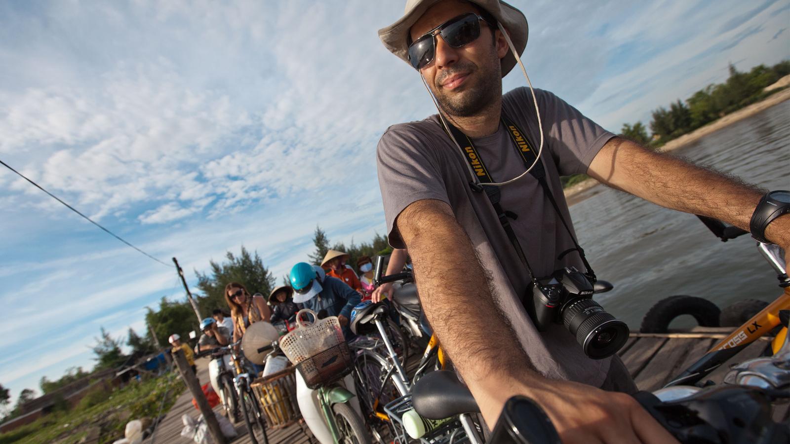Indochina Vietnam Kambodscha Thailand mit dem Fahrrad in der Gruppe traveljunkies