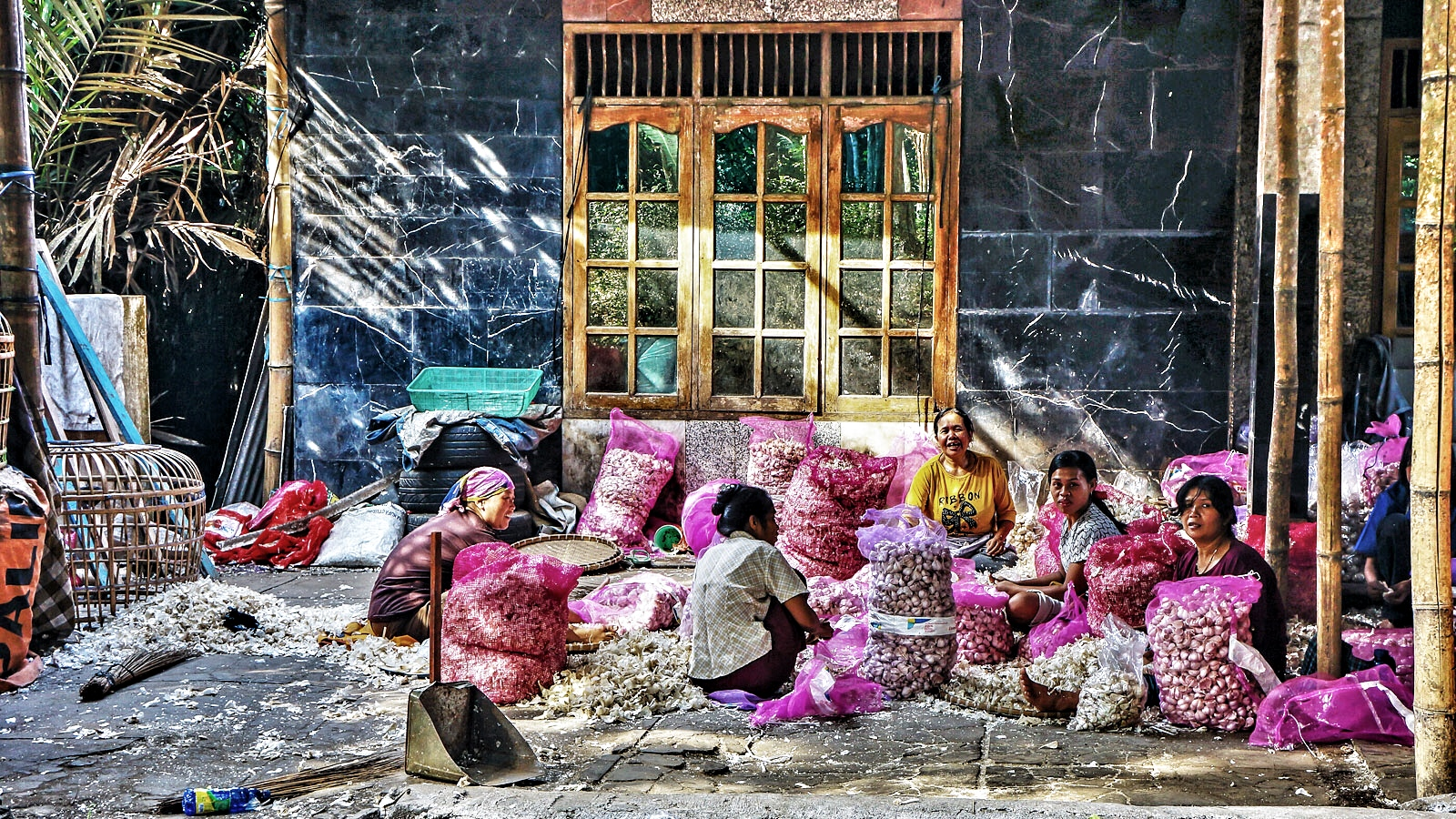 Indonesien Erlebnisreise in der Gruppe traveljunkies