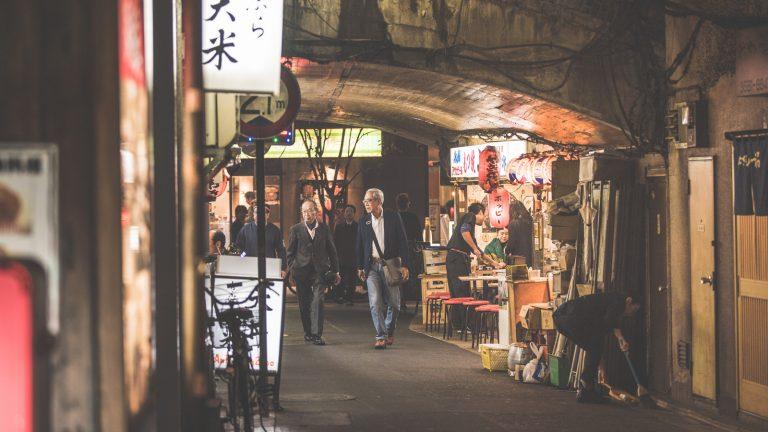 Japan Abenteuerreise - mit dem Rad von Osaka nach Tokio Aktivreise Gruppenreise traveljunkie