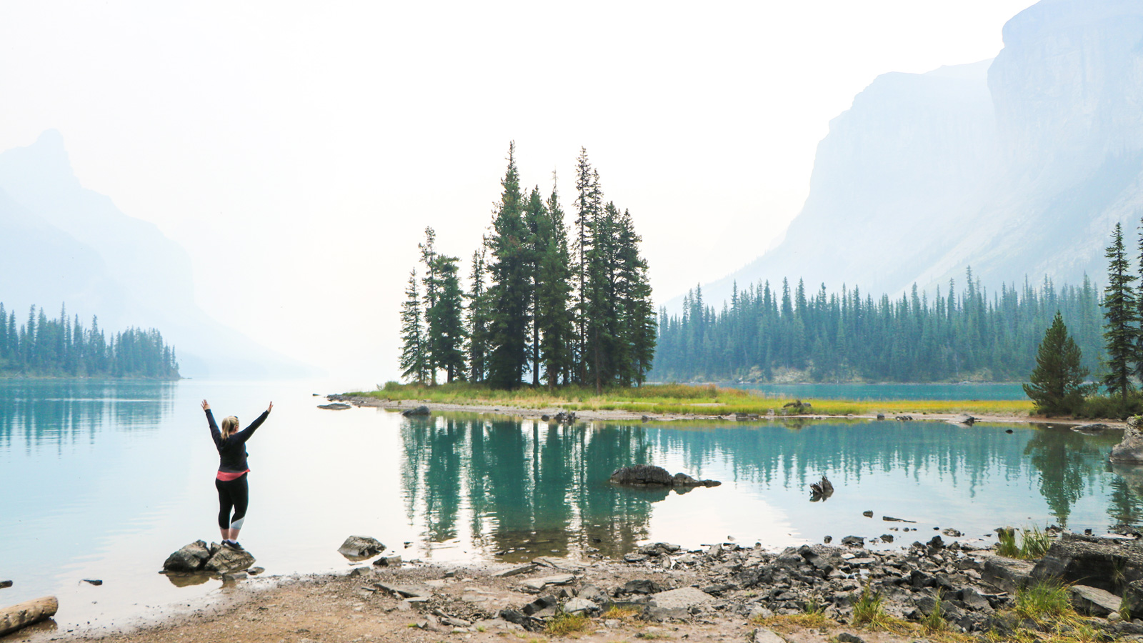 Kanada & die Rockies Rundreise Gruppenreise für junge Leute traveljunkies