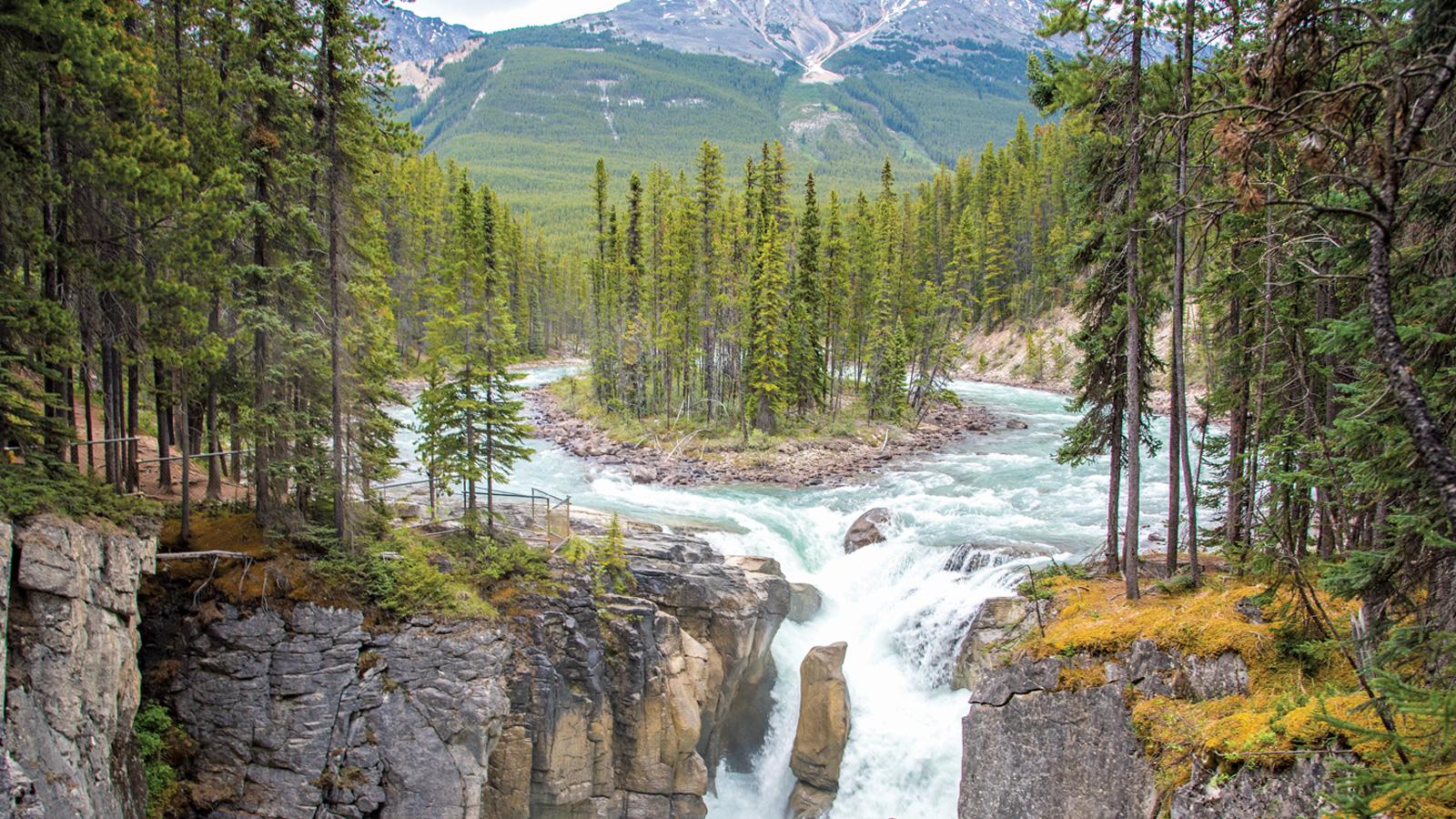 Kanada & die Rockies Rundreise mit Calgary Stampede Gruppenreise für junge Leute traveljunkies