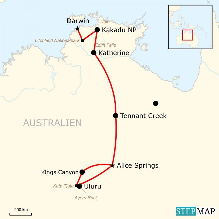 Ayers Rock und Kakadu Nationalpark Erlebnis | traveljunkies ...