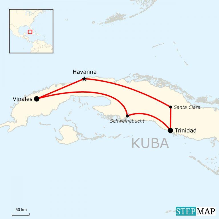 Havanna Kuba Karte.Kuba Gruppenreise Für Junge Leute Kuba Abenteuerreise