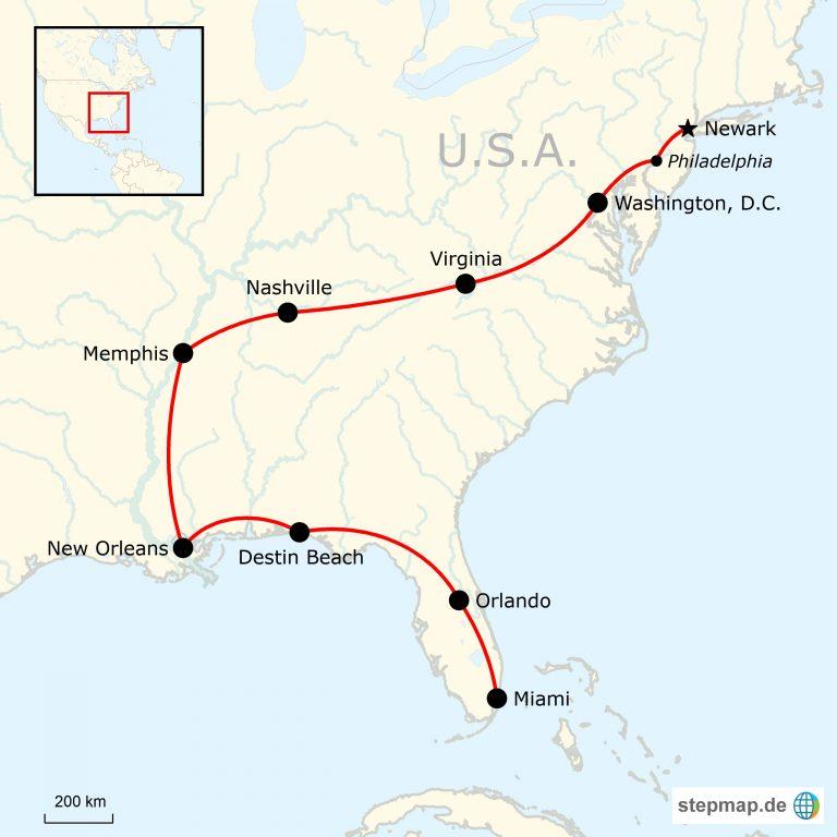 Osten Der Usa Abenteuerreise Fur Junge Leute Traveljunkies Tours