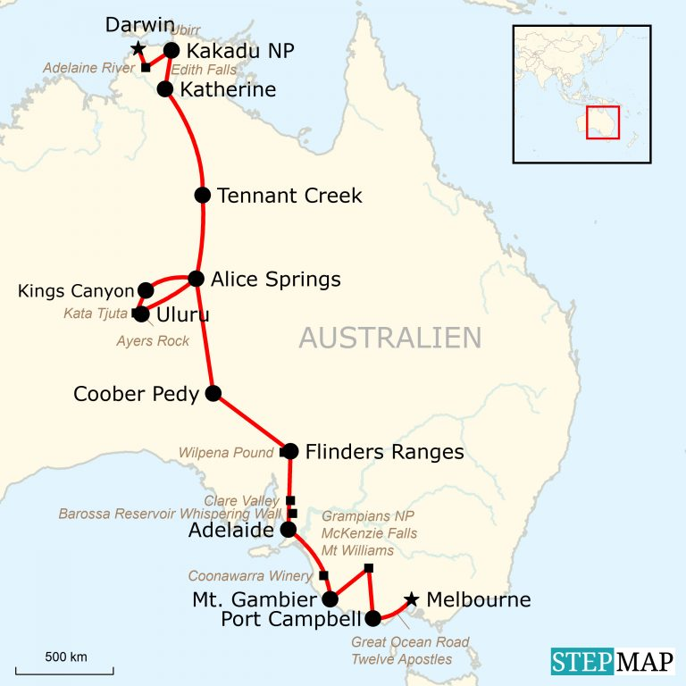 Outback Adventure Australien I | traveljunkies.tours