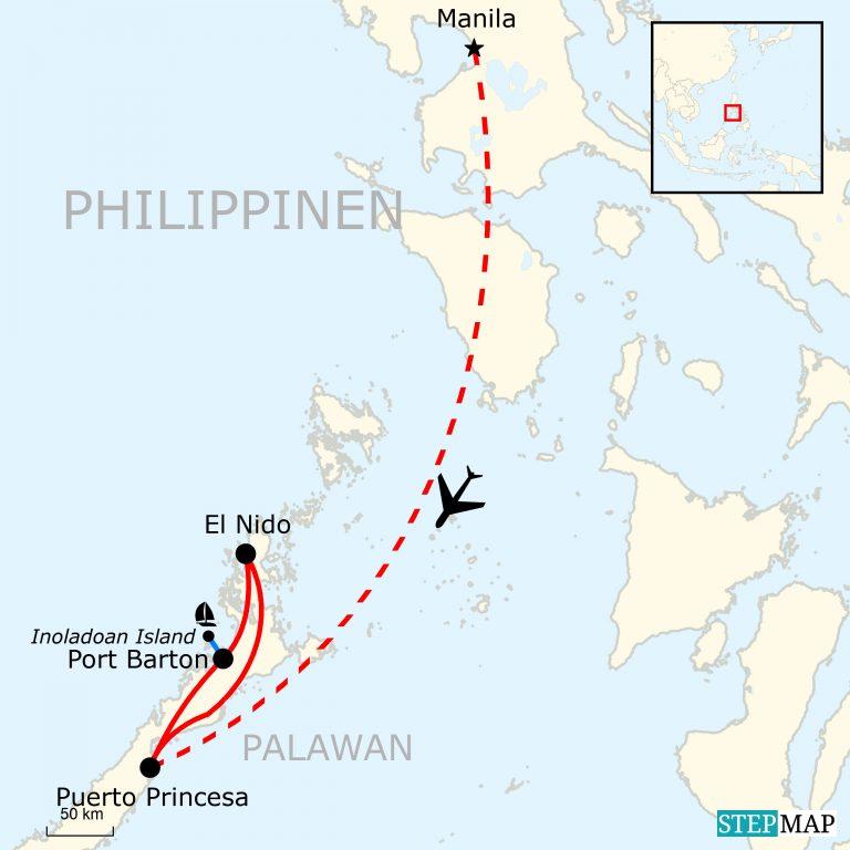 Philippinen: Abenteuer im Inselparadies Palawan ...