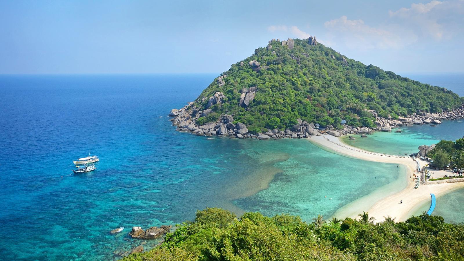 Koh Tao Thailand Reisen für unge Leute preiswert in der Gruppe traveljunkies