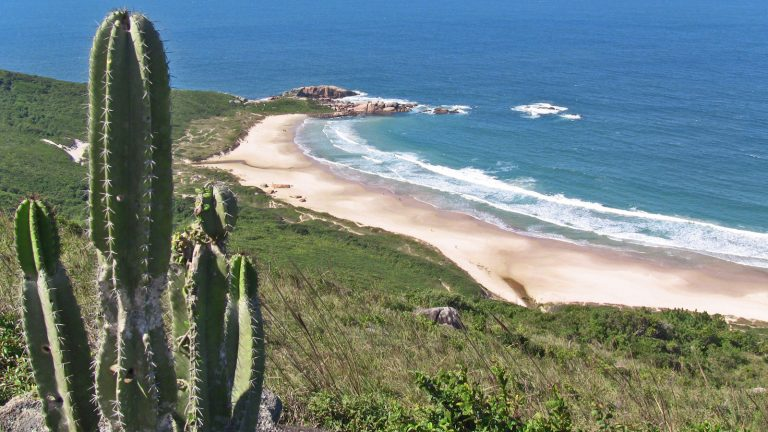 Lagoinha do Leste in Florianopolis Brasilien Mietwagenrundreise Selbstfahrertour Südamerika traveljunkies