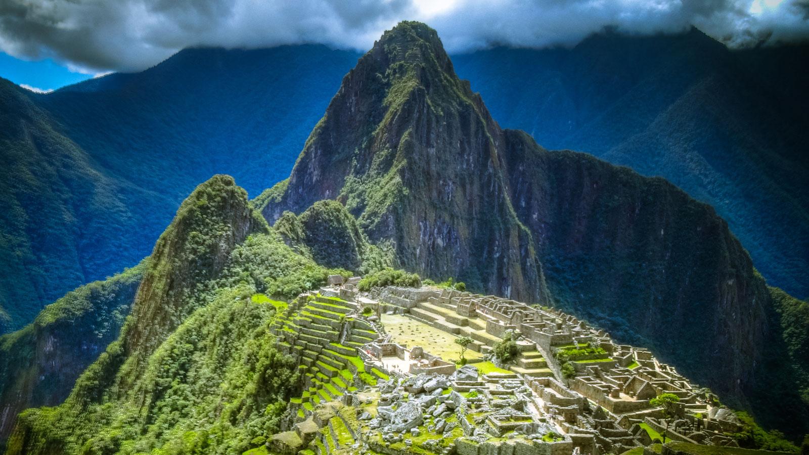 Machu Picchu Erlebnisreise Peru traveljunkies