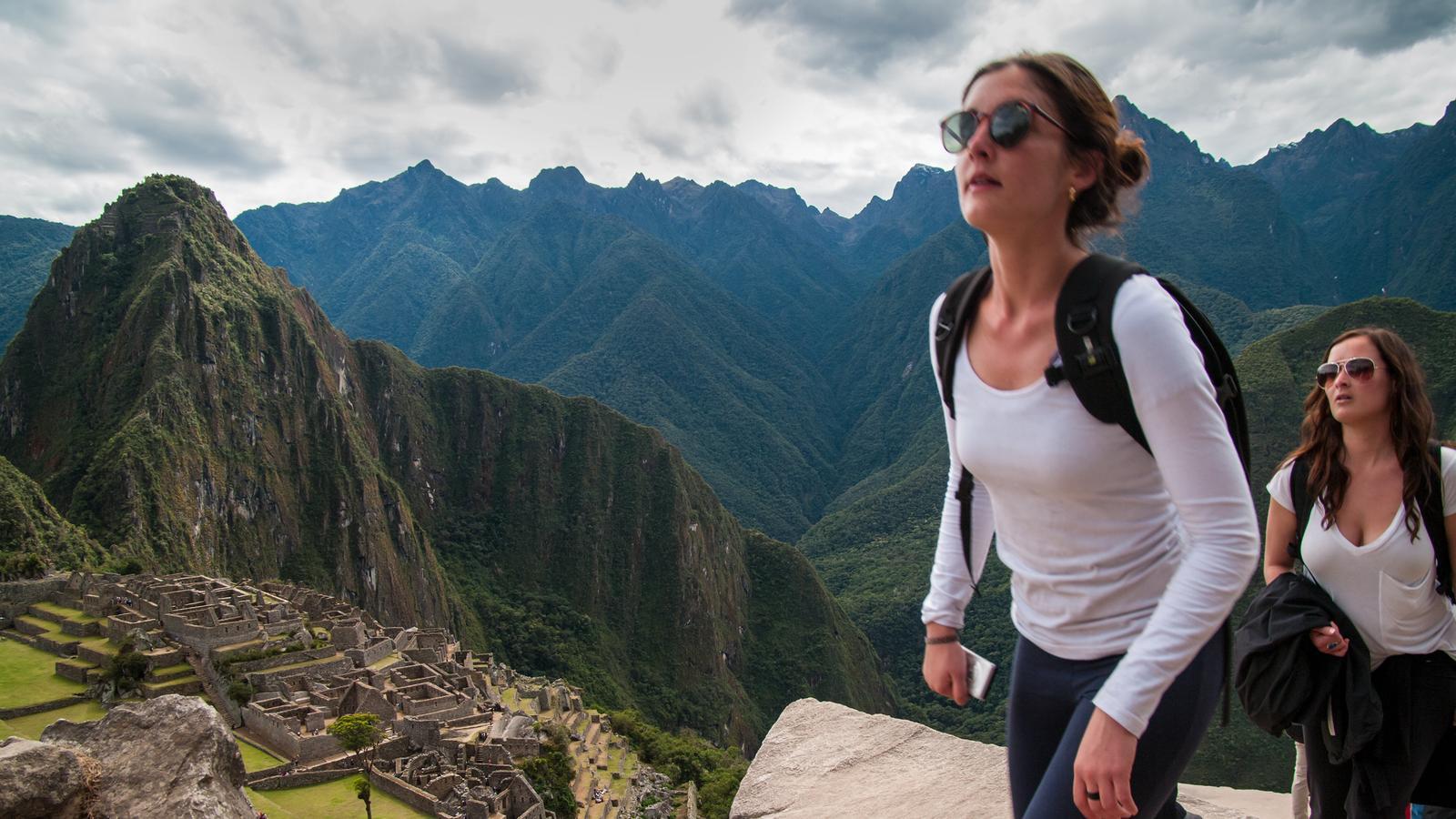 Machu Picchu Peru & Boliven Reise für junge Leute in der Gruppe traveljunkies