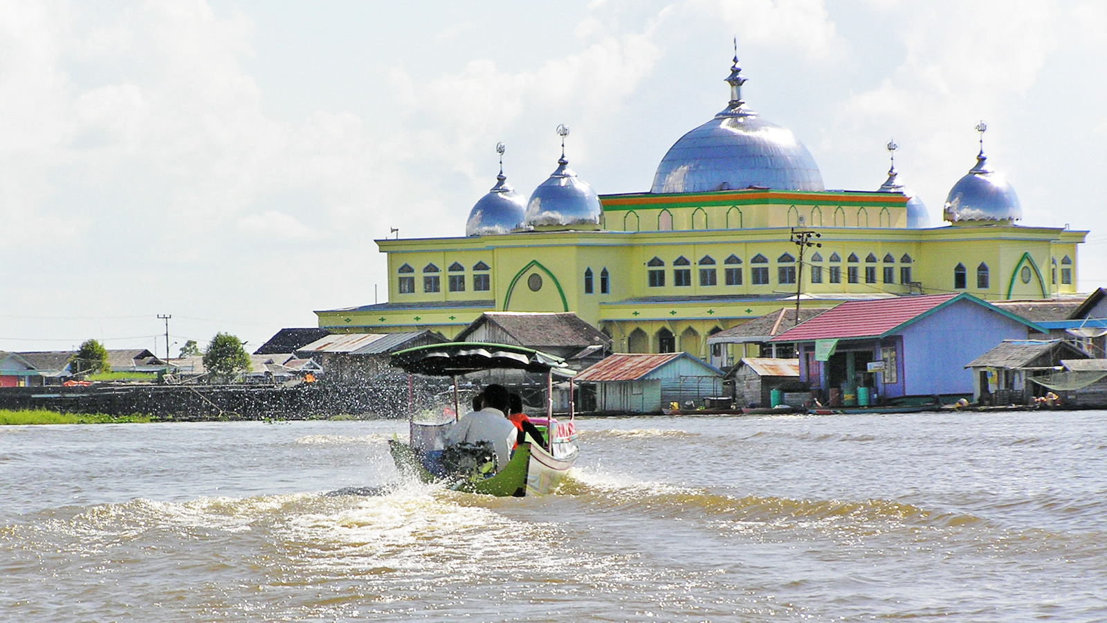 Mahakam River Expedition Indonesien Erlebnisreise traveljunkies
