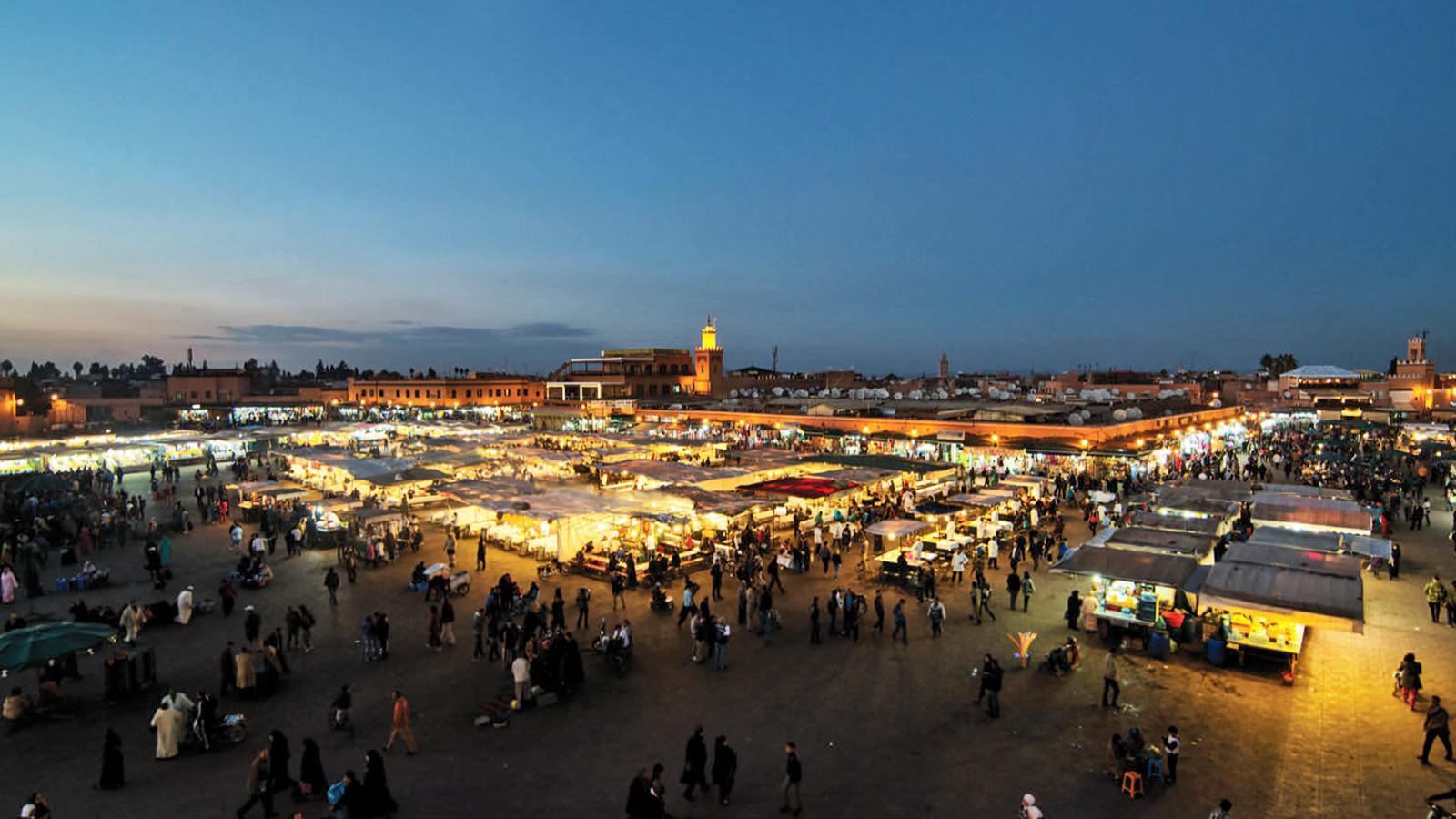 Marokko Express Erlebnisreise Reise für junge Leute Gruppenreise traveljunkie