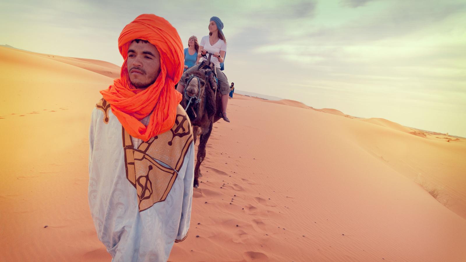 Marokko Gruppenreise durch die Wüste traveljunkies