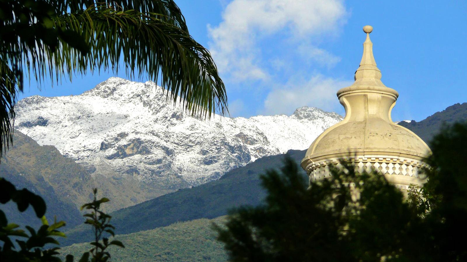 Merida in Venezuela Anden Trekking traveljunkies