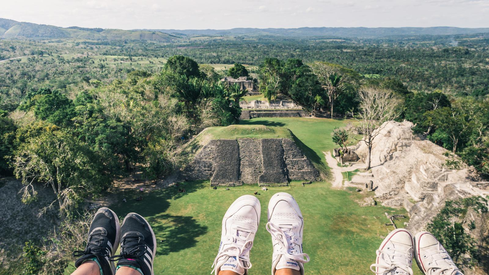 Mexiko, Belize & Guatemala - preiswert reisen Gruppenreise für junge Leute traveljunkies