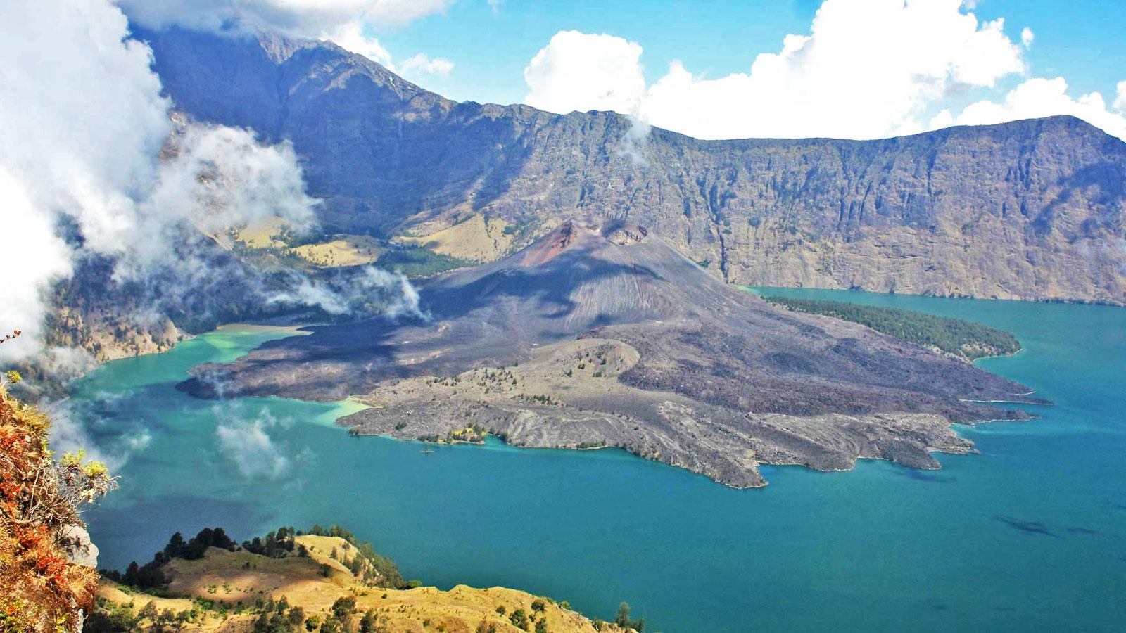 Mount Rinjani Trekking Lombok in Indonesien traveljunkies