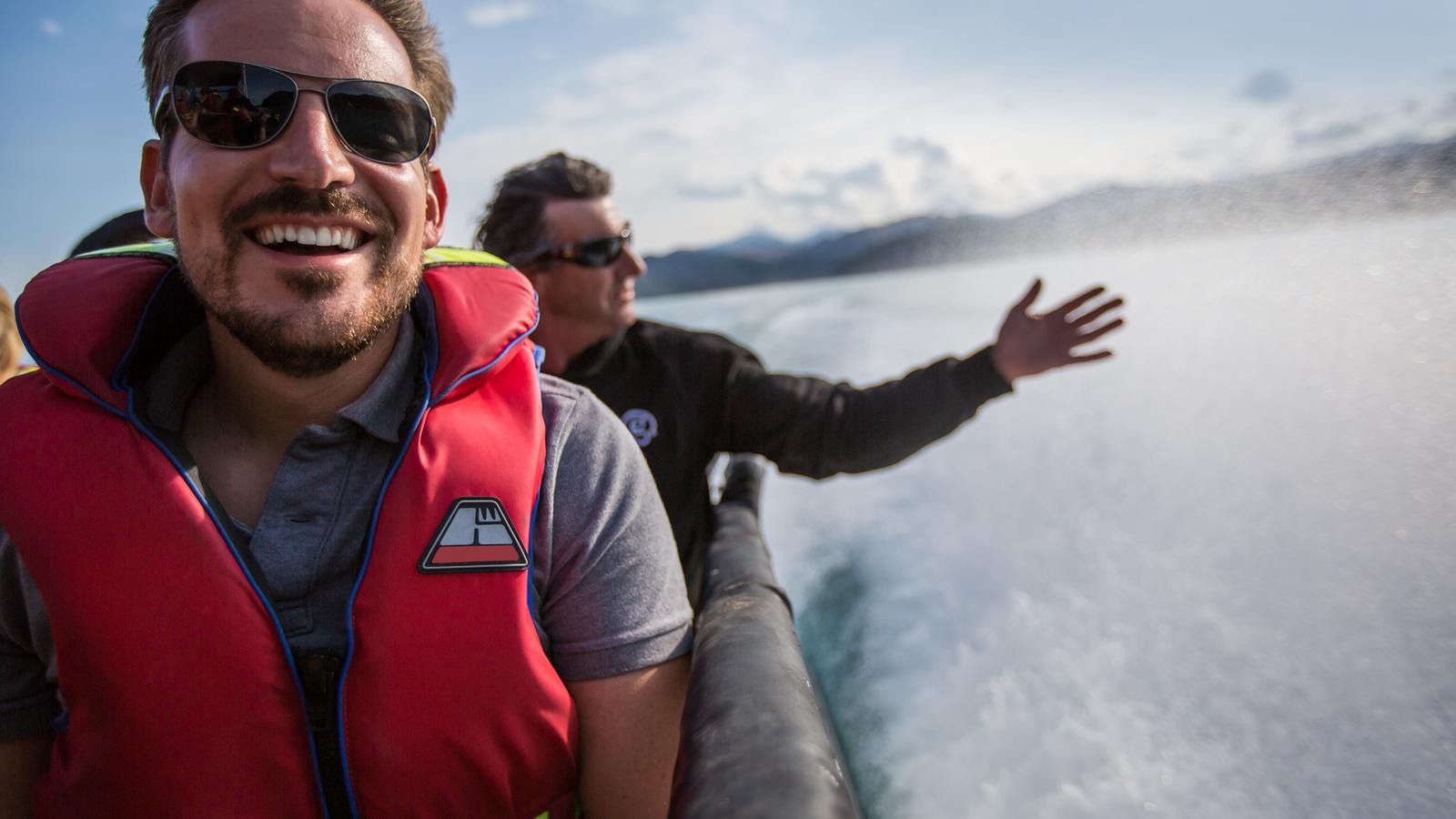 Südinsel Neuseeland aktiv erleben traveljunkies Reisen für junge Leute