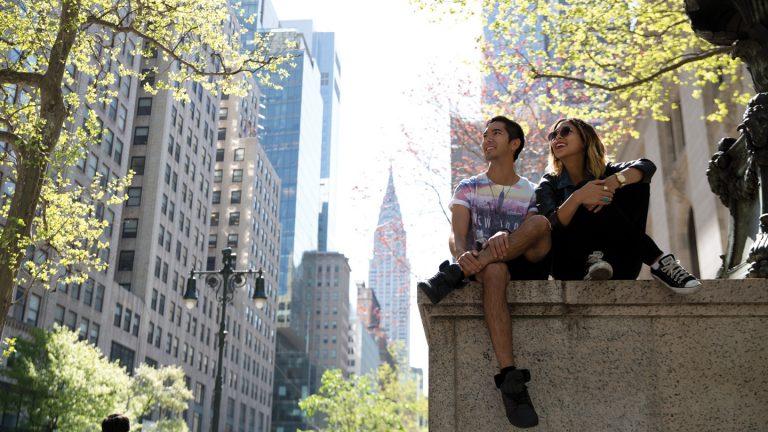 New York City Lifestyle Gruppenreisen für junge Leute Urlaub traveljunkies