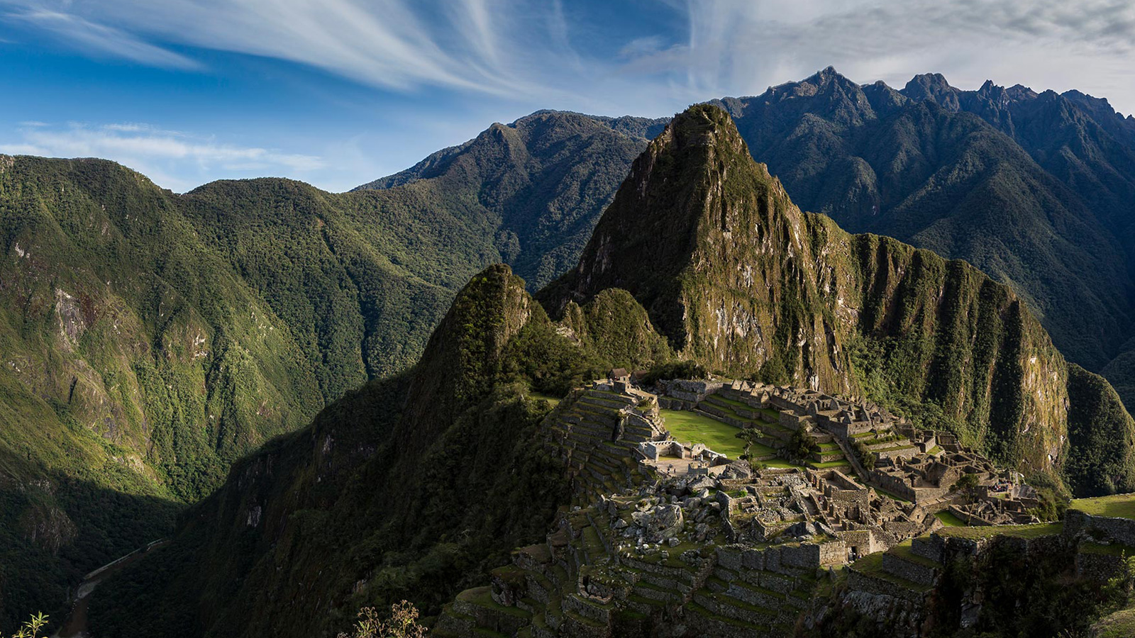Peru Aktivreise Inka Trail in der Gruppe traveljunkies Gruppenreise