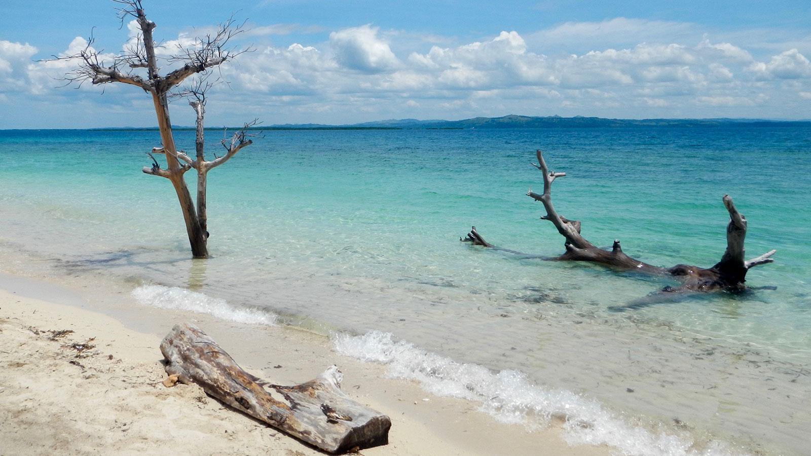 Strand Philippienen, Schnorcheln, Tauchen