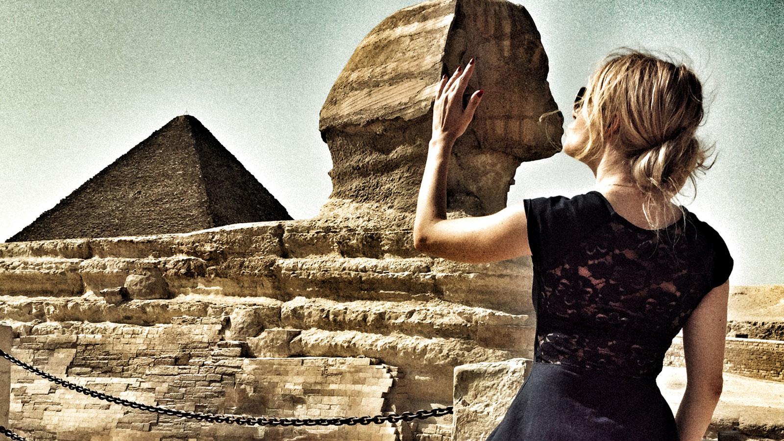Pyramiden Ägypten Reisen für junge Leute traveljunkies